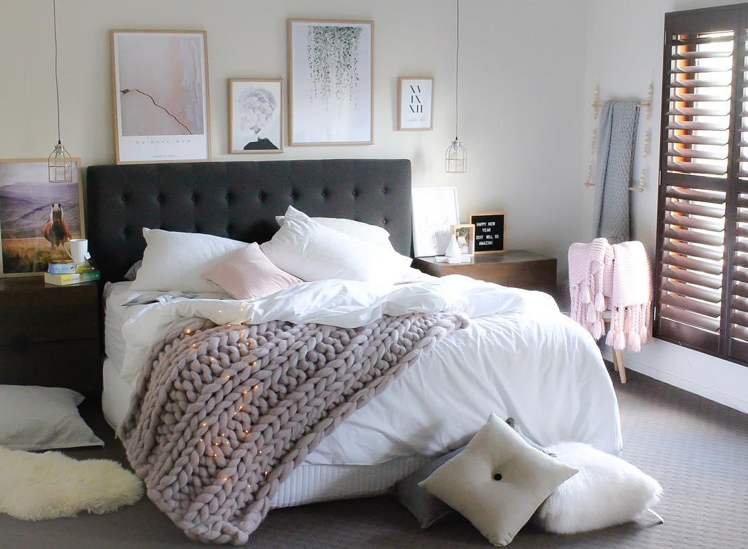 40 Desain Kamar Tidur Sederhana Tapi Unik Keren Terbaru 2018 Dekor
