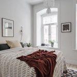 Desain Kamar Tidur Perempuan Apartement