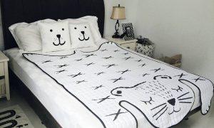 Desain Kamar Tidur Sederhana Yang Lucu Dan Unik