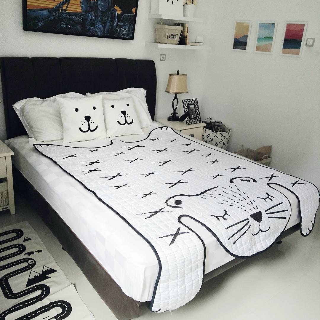 Gambar Kamar Tidur Gravity Contoh Desain Kamar Tidur Anak Tipe Modern Minimalis Gambar Desain