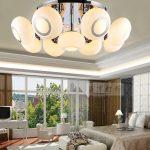 Desain Lampu Hias Ruang Tamu Unik Modern