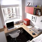 Desain Ruang Belajar Minimalis Laki Laki Terbaru