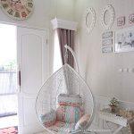 Desain Ruang Tamu Minimalis Shabby Chic Terbaru