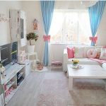 Desain Ruang Tamu Shabby Chic Cantik