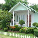 Desain Rumah Minimalis Gaya Shabby