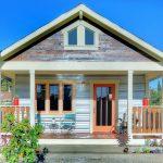 Desain Rumah Minimalis Gaya Shabby Terbaru