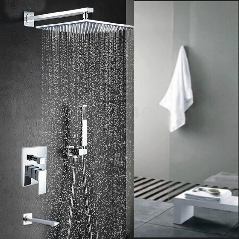 Desain Shower Kamar Mandi