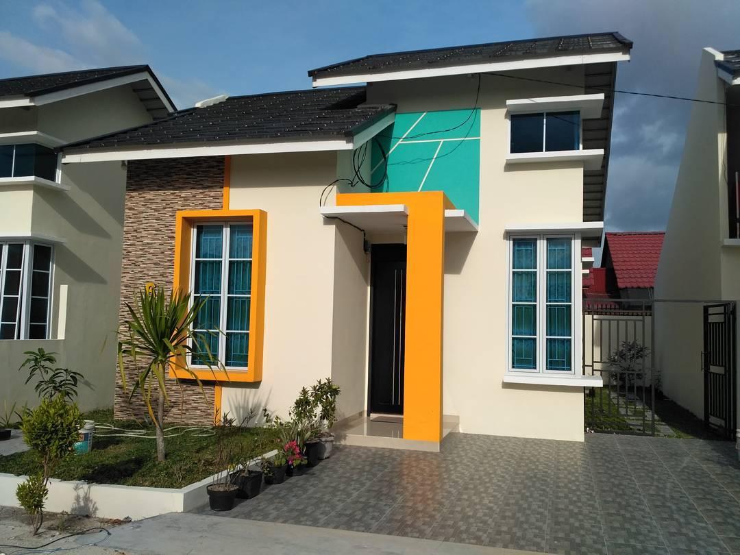 60 Desain Rumah Minimalis Batu Alam  Desain Rumah Minimalis Terbaru