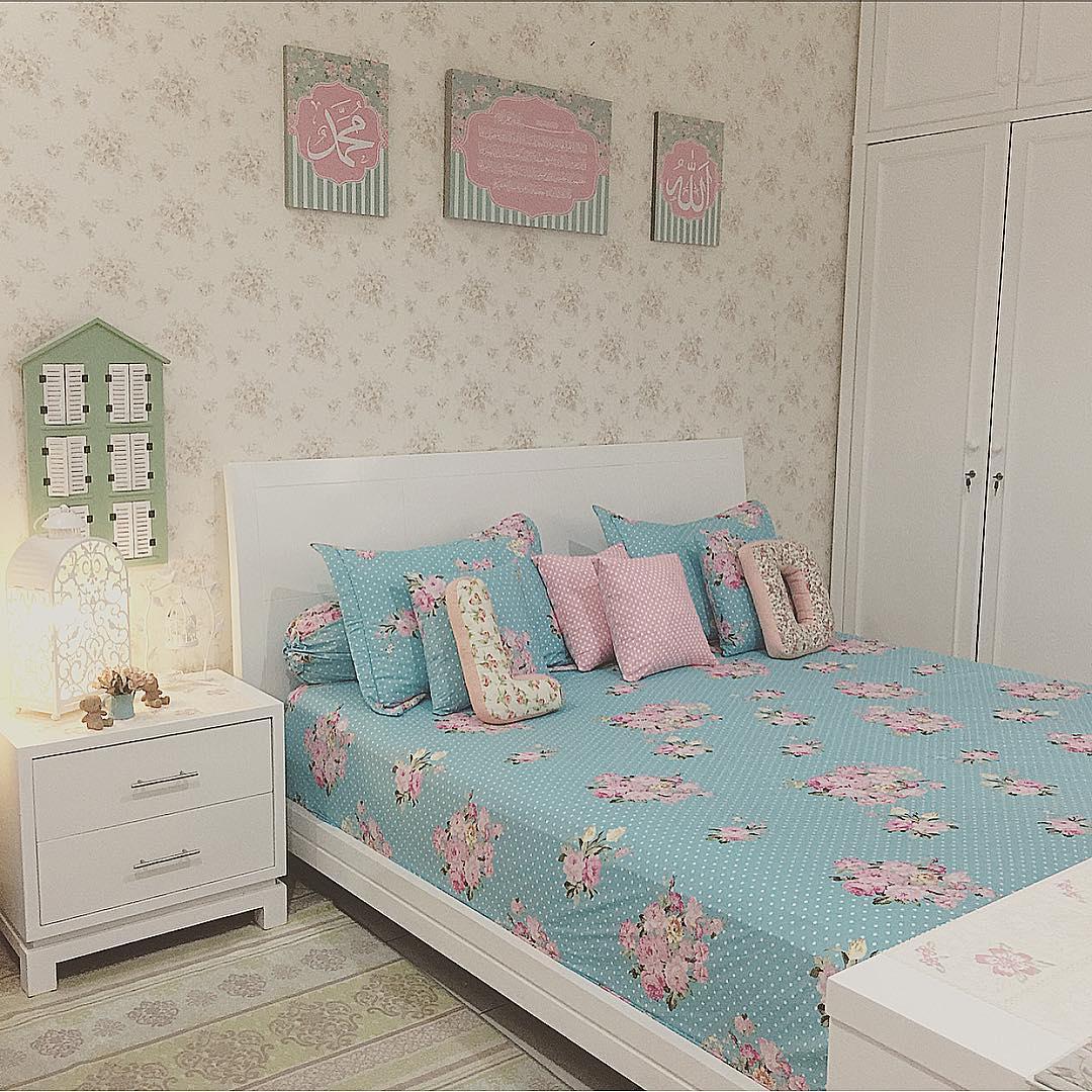 40 desain kamar tidur sederhana tapi unik keren terbaru 2018 dekor rumah - Gambar interior design ...