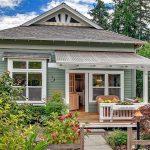 Gambar Rumah Minimalis Dengan Taman Yang Cantik