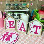 Hiasan Dapur Dari Stik Es Krim Hasil Kerajinan Tangan