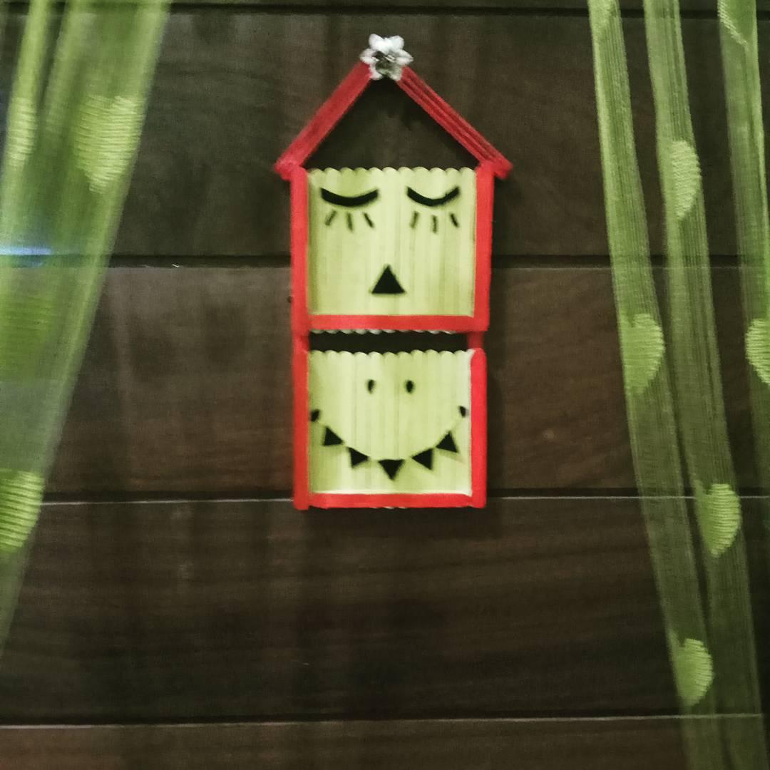770+ Gambar Pagar Rumah Dari Stik Es Krim HD Terbaru