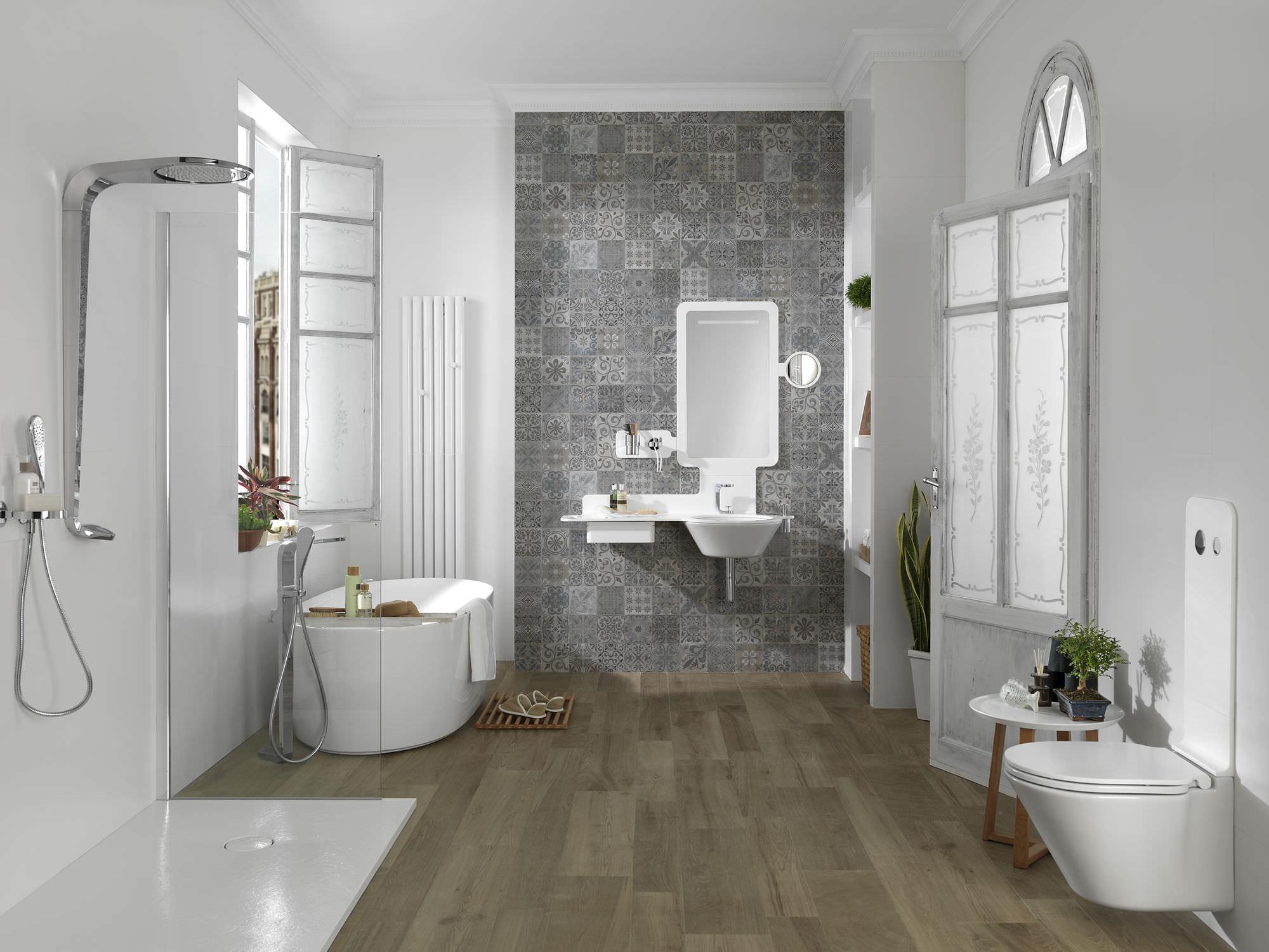 32 model kamar mandi hotel mewah minimalis terbaru 2018 for Dekor kamar hotel ulang tahun