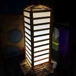 Kerajinan Tangan Lampion Dari Stik Es Krim