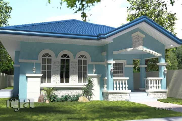 modern bungalow house philippine style modern best home