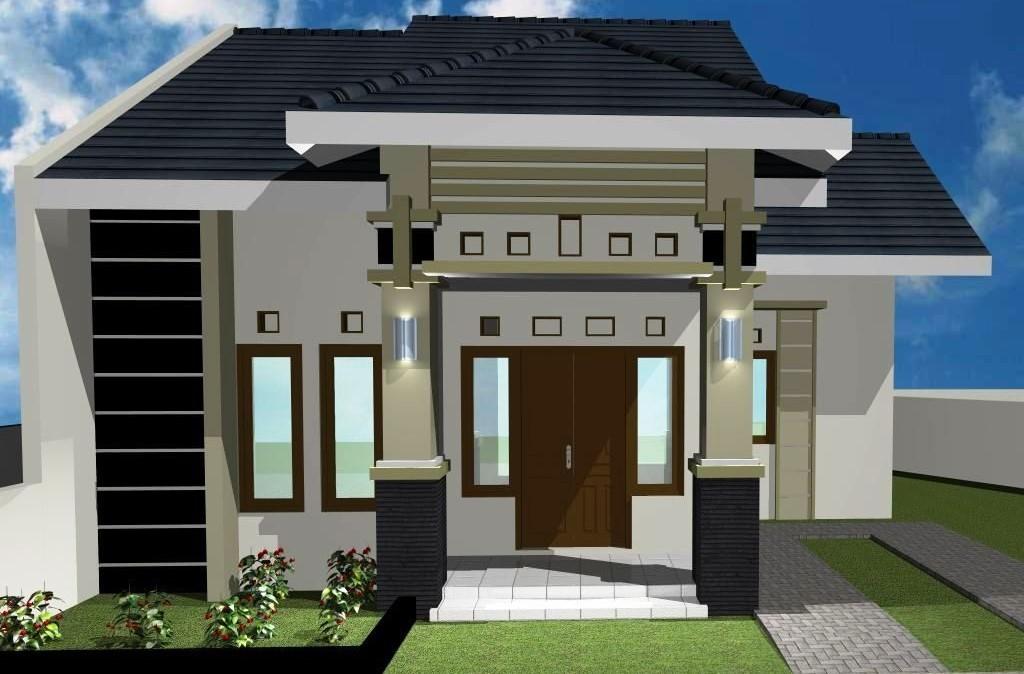 50 Gambar Variasi Rumah Minimalis HD Terbaik