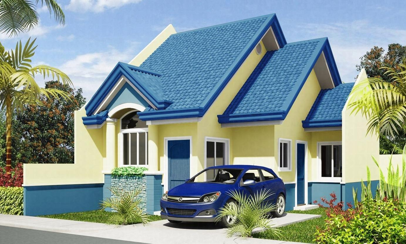 29 model atap rumah minimalis sederhana dan mewah terbaru for Real estate house plans