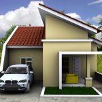 Model Atap Rumah Miring