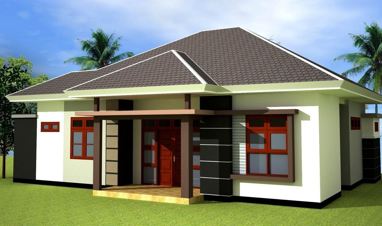 Gambar Gambar Rumah Mewah Bagian Depan Desain Rumah Mesra