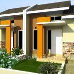 Model Cagak Teras Rumah Dengan Teras Rumah Batu Alam