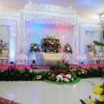 Model Dekorasi Pernikahan Modern Minimalis Sederhana