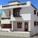 Model Rumah Tanpa Atap Genteng Terbaru
