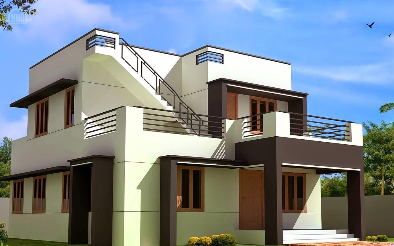 7700 Koleksi Gambar Rumah Minimalis Tanpa Atap HD