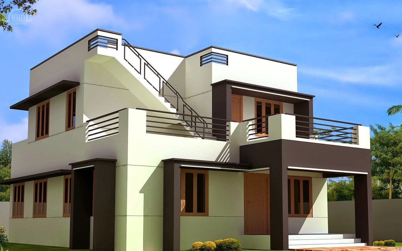 Rumah Minimalis Tanpa Atap Genteng Agape Locs