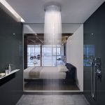 Model Shower Kamar Mandi Minimalis Mewah