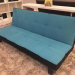 Model Sofa Bed Terbaru Warna Biru