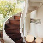 Model Tangga Memutar Rumah Minimalis