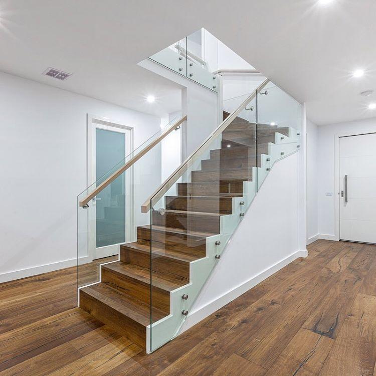 27 model tangga rumah minimalis modern terbaru 2018