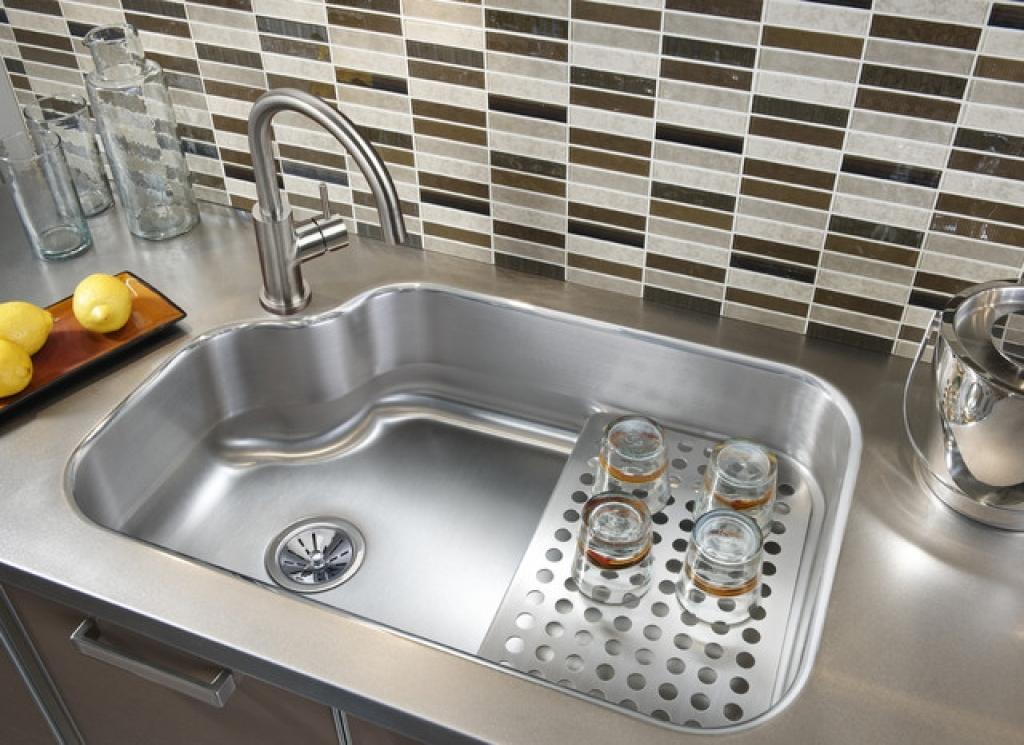 16 Model Wastafel Dapur Cuci Piring Cuci Tangan Terbaru