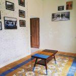 Motif Keramik Lantai Ruang Tamu Rumah Minimalis Unik