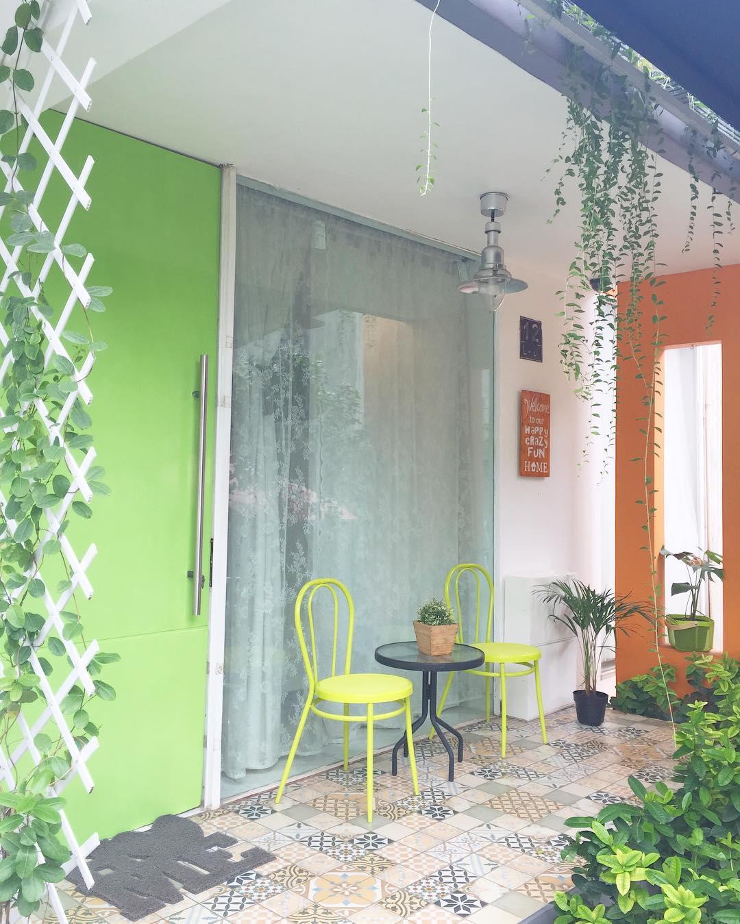 Warna Keramik  Lantai  Teras  Rumah Desain Rumah Minimalis
