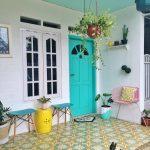 Motif Warna Keramik Lantai Teras Terbaru