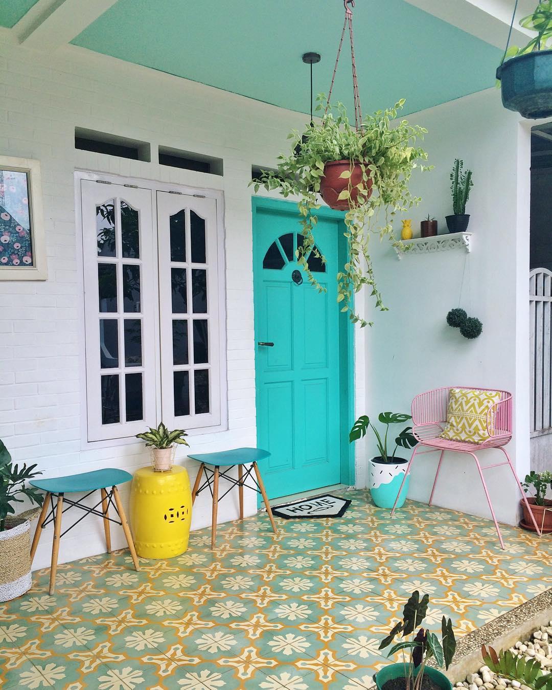 Baru 26+ Warna Keramik Rumah Cantik