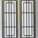 Teralis Jendela Minimalis Pada Jendela Utama Rumah