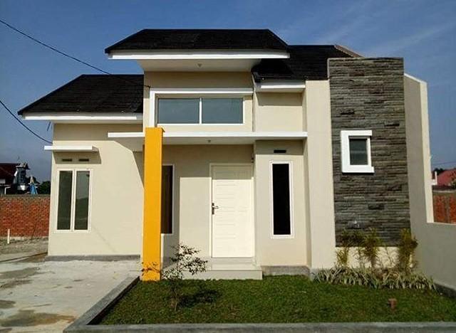 21 model tiang teras rumah minimalis sederhana terbaru