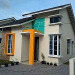 Tiang Teras Rumah Minimalis Modern Dengan Warna Cat Rumah Dan Desain Jendela Yang Terbaru