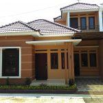 Warna Cat Rumah Minimalis Tampak Depan Terbaru