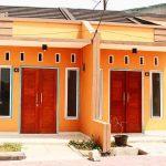 Warna Cat Rumah Sederhana Orange