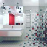 Model Kamar Mandi Sederhana Dengan Keramik Lantai Lagi Ngetend