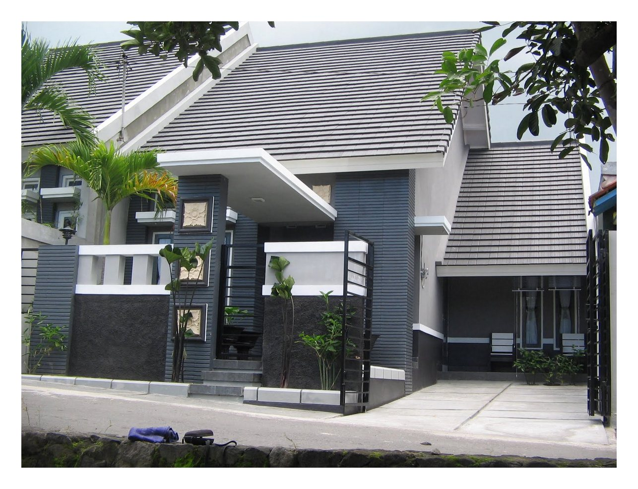 21 Model Rumah Sederhana Tapi Kelihatan Mewah Terbaru 2019