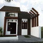 Model Rumah Sederhana Tapi Mewah Modern