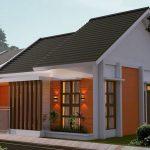 Bentuk Rumah Minimalis Tampak Depan Samping Belakang