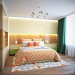 Contoh Desain Interior Kamar Tidur Minimalis 3x3
