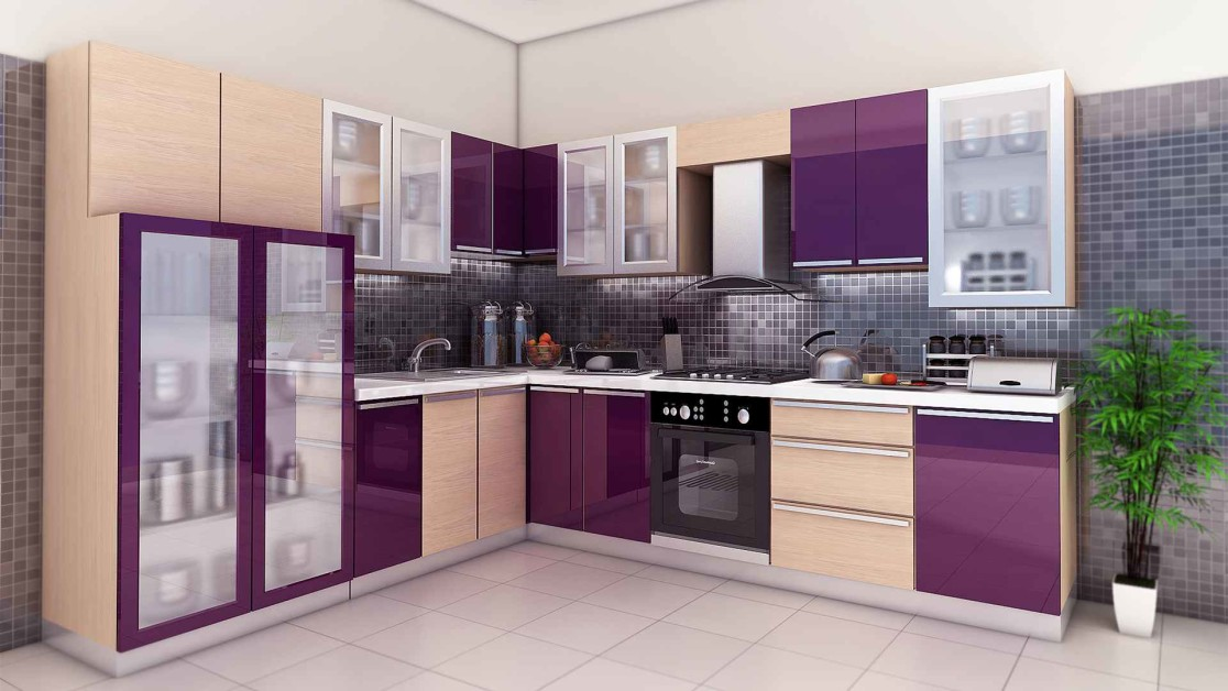 24 gambar model kitchen set minimalis 2018 terbaru dekor for Kitchen setting pictures
