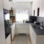 Dapur Minimalis Modern Ukuran 2x2