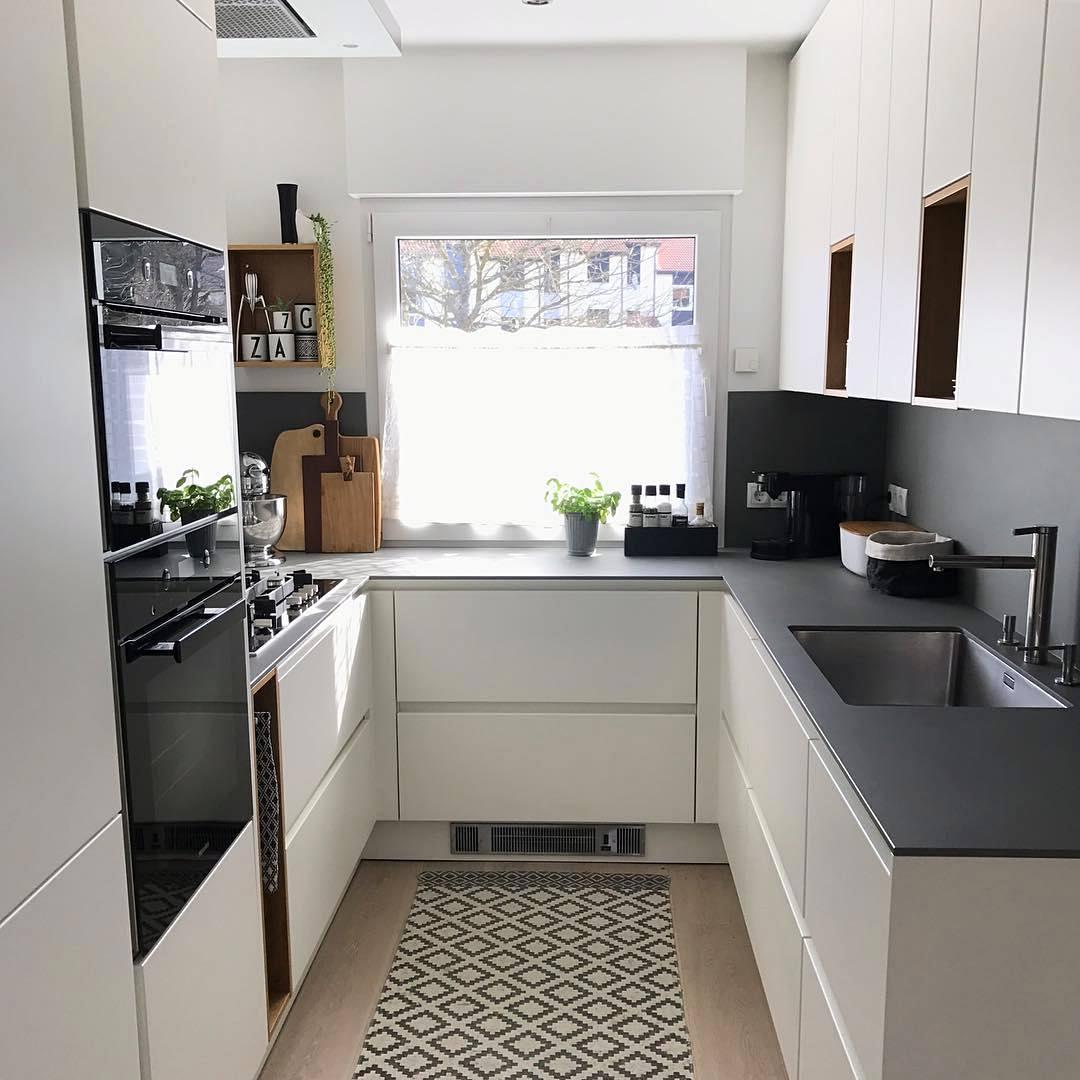 27 Desain Dapur  Minimalis Modern  Terbaru 2019 Dekor Rumah